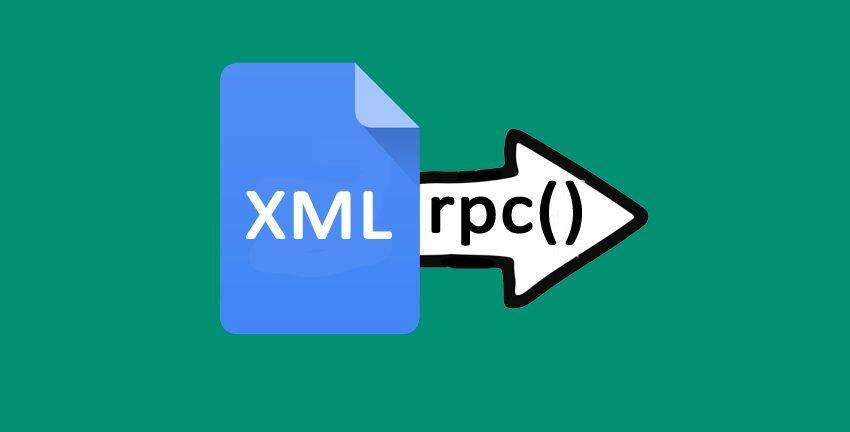how to disable xml rpc
